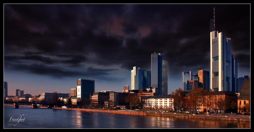 Frankfurt Beautiful Landscapes of Frankfurt