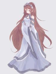 Redesign Moon queen by ItsCatilda