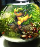 aquarium pony
