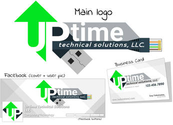UPtime Technical Solutions by TheMagicLemur