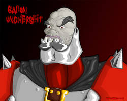 Baron Undherbeit WP by TheMagicLemur