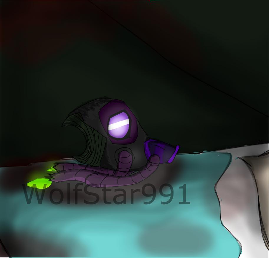 LOST by WolfStar991