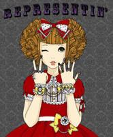 Representin' by SakuraBlossom4