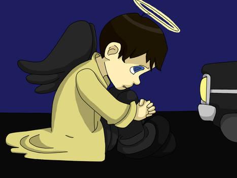 Castiel, The Littlest Angel