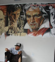 the last moments of my mural by delroy26