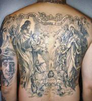 Jesus_Mary backpiece by delroy26