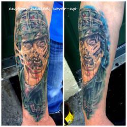 Zombie Army Healed
