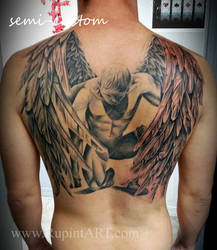 Fallen Angel WIP