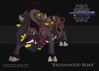Brushwood Boar