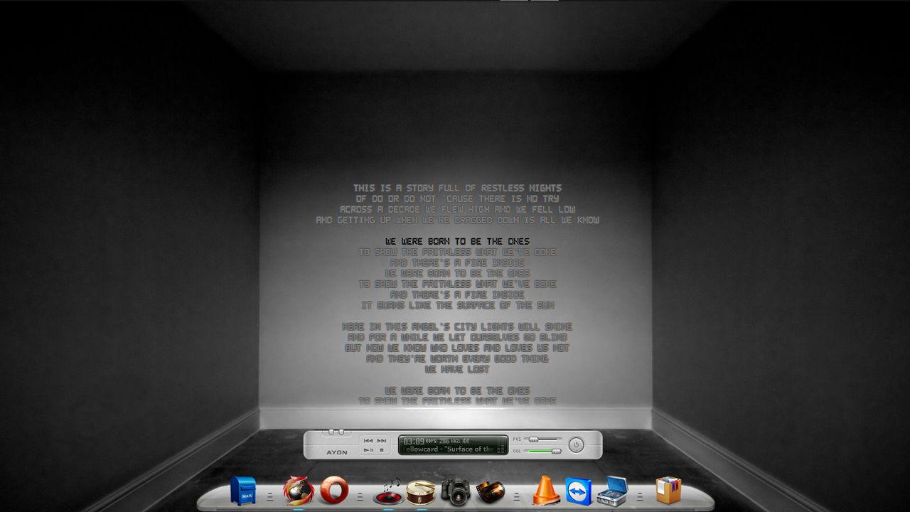 SONY VAIO Room (Display screenshot)