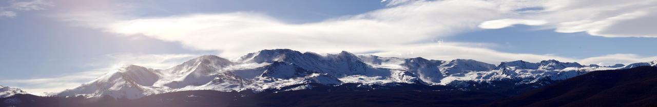 Mount Massive from Leadville by sdoorex