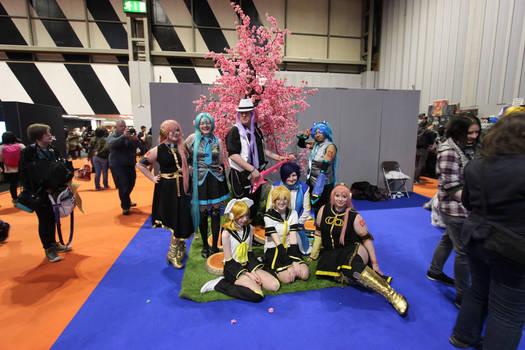Vocaloid Group