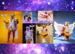 Memories: Sailor Cosmos and Eternal Sailor Moon