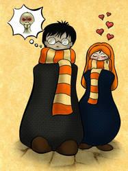 HP Infatuations 1 by Izar