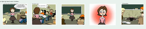 English Class by Izar