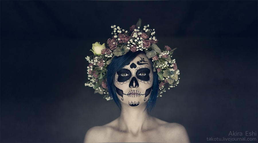 Muerte Santa_muerte_by_akiraeshi-d58vgxm
