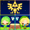 Loz ocarina of time icon by Puccawitch