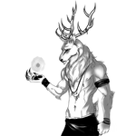 CLOSED - Deer Adoptable OC