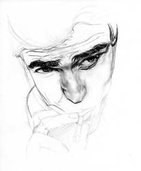WIP Robert Pattinson 2