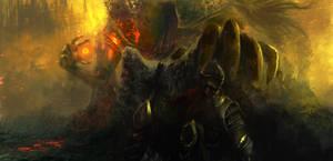 Dark Souls 3 Contest Piece - Darksign