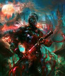 Blood Moon by Re-dye
