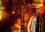 Monster   Book Jacket by Bonitarogue