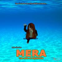 Amber Heard as Mera by NintyRaccoon
