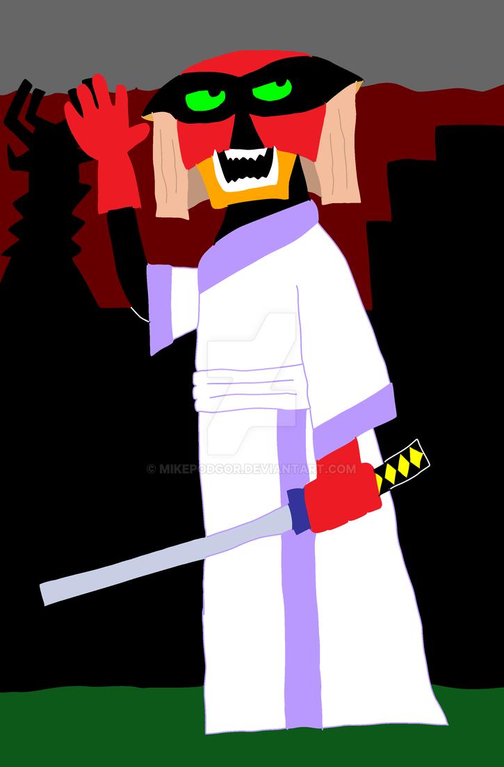 Samurai Brak by MikePodgor
