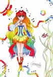 Pichi Pichi Voice Live Start: Rainbow Pearl Voice