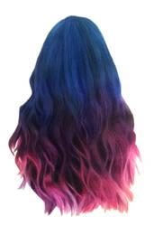 Colourful hair by Art1095