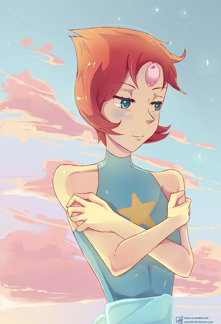 My Pearl, you're wonderful... by Mizu55