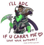 LOVE your SUPPORT! Thresh/Lucian