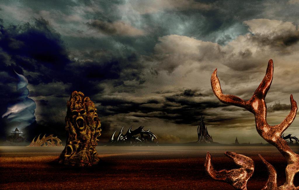 Alien Dreams by KarmaRae