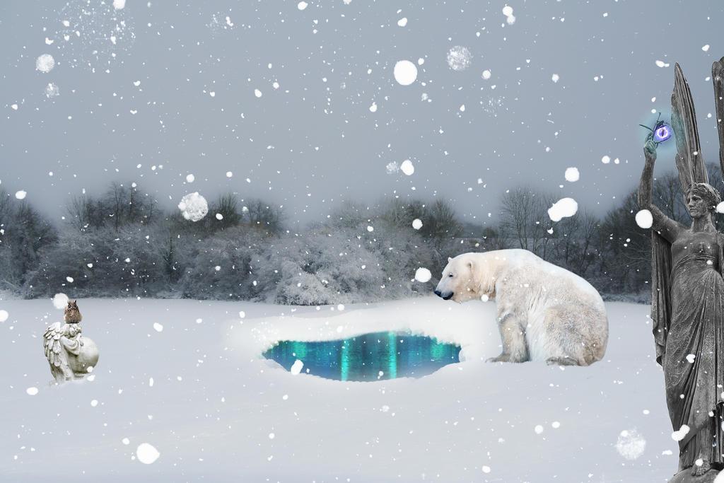 Angel Winter by KarmaRae