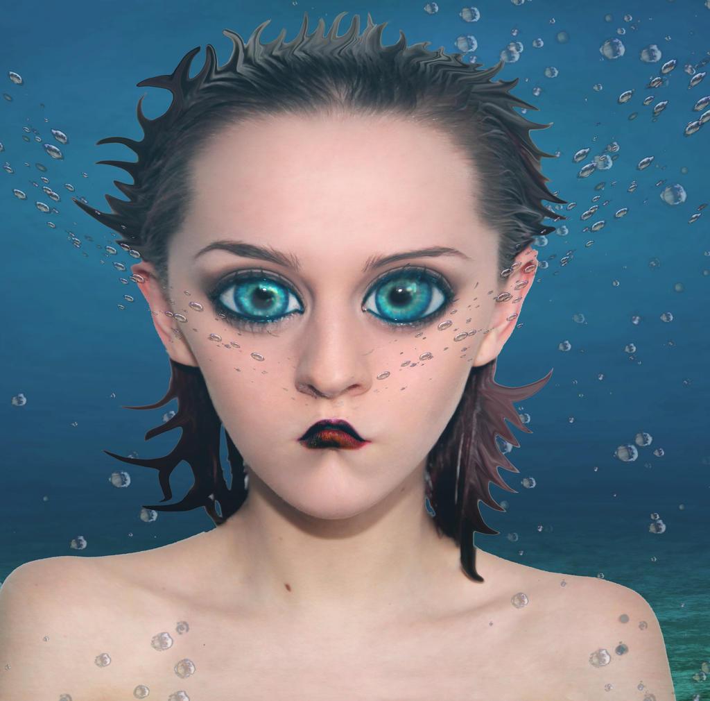 Under The Sea by KarmaRae