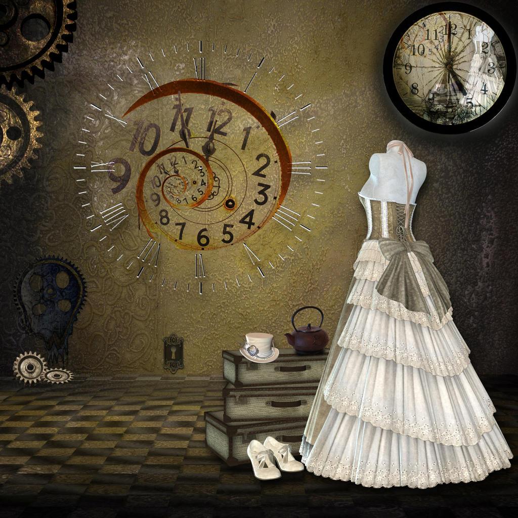 Wasted Time by KarmaRae