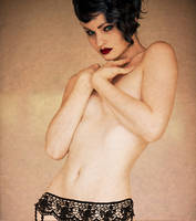 Vintage Vixen by KarmaRae