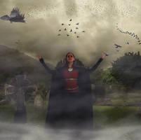 The Morrigan by KarmaRae