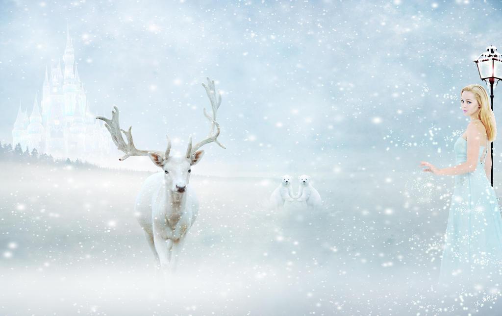 Winter begins by KarmaRae