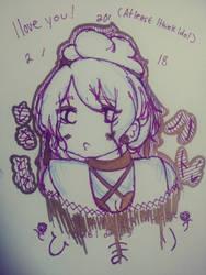 Himari Sketch