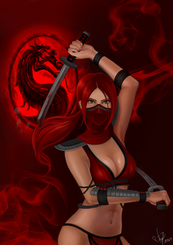 scarlet mortal kombat by alyatleulesova on deviantart
