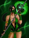 Jade-Mortal Kombat