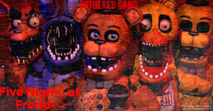 [SFM] Withered Gang WALLAPER