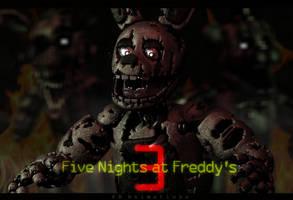 [SFM/FNaF] Five Nights at Freddy's 3 by FBanimations