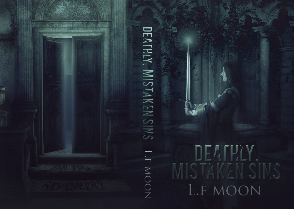 Deathly, Mistaken Sins - Book Cover by pauliti