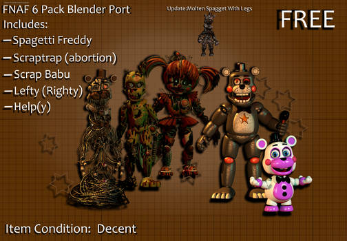 Models and Rigs favourites by Endlesshunter on DeviantArt