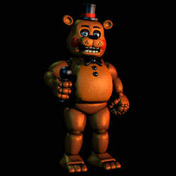 Official Toy Freddy Blender Port Download by Holopaxume
