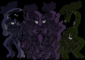 Vent Goblins by CreepinOn