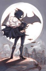 BatGirl by milkyliu