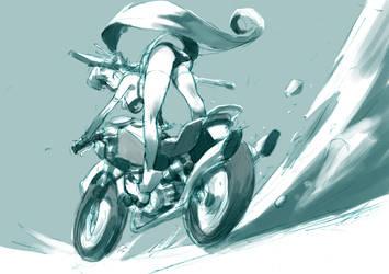 Yoko Moto by milkyliu
